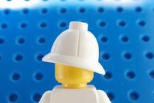 LEGO Minifig White PITH HELMET - Jungle Explorer Soldier Minifigure Safari Hat