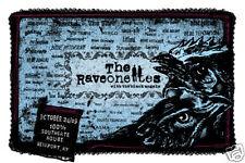 Ravonettes October 2009 Limited Gig Poster