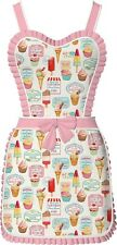 RETRO TREATS 50s Vintage Style COTTON APRON