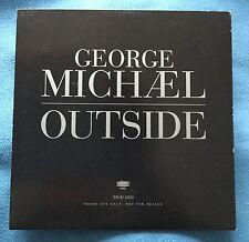 GEORGE MICHAEL - 'OUTSIDE' 1 TRACK PROMO CD - XPCD2302 - 1998