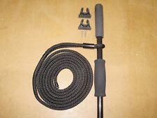8 Ft. 1 pc Shallow Water Marsh Stick Anchor Pin Anchor Pole - BA-8-TR
