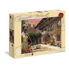 Puzzle 1000  piezas CLEMENTONI VERONA ROMEO Y JULIETA Referencia 39243