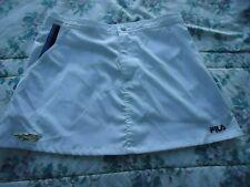Woman's size Small US Open FILA White Tennis Skirt