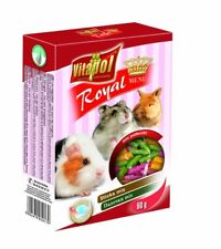 VITAPOL 10-er Set Mix Sticks für Nagetiere und Kaninchen 10 x 60g zvp-1017