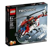 Lego 42092 LEGO Technic Rescue Helicopter 42092 Building Kit (325 Pieces)