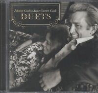 Johnny Cash, June Carter - Duets CD (our ref A44)
