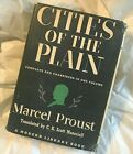 Marcel Proust CITIES OF THE PLAIN Vintage Modern Library Edition Translated