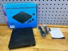 External USB 3.0 Slot In Blu-ray Player BD Combo DVD RW CD Burner Laptop Drive