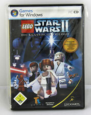 Lego Star Wars II - Die klassische Trilogie PC CD Game/Spiel (C32 1516JA2)