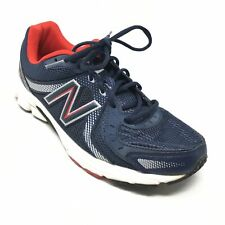 Men's New Balance 450v3 Running Shoes Sneakers Size 9.5EEEE Blue White Red P7