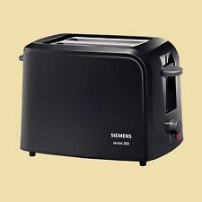 Siemens Toaster TT 3A0103 series 300 - schwarz