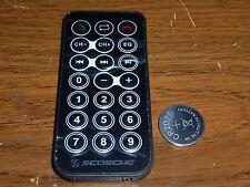 Genuine Scosche Remote Control for BTFM Hands Free Car Kit