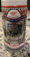 New listing Miller High Life Beer Stein Great American Achievements - #2 1908 The Model-T