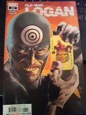 Old Man Logan 43 1st Appearance SHADOW TRACER vs Bullseye Wolverine VF-NM