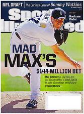 Sports Illustrated April 28, 2014 Max Scherzer, California Chrome,Detroit Tigers