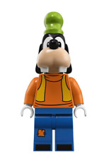 Lego Goofy 71044 Disney Train and Station Minifigure