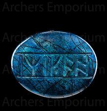 Kili's Rune Stone. Official Prop Replica. Hobbit, LotR. Weta Collectables. New.
