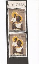 Poste Vaticane - 1970 PAOLO VI IN ASIA E AUSTRALIA ** MNH GOMMA INTEGRA SERIE