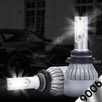 XENTEC LED HID Headlight kit 9006 White for 1990-1999 Chevrolet K1500