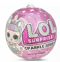L.O.L. Surprise! Dolls Sparkle Unicorn Packaging Christmas Ships Same Day NEW