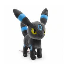 Pokémon Umbreon Eevee Plush Stuffed Animal Toy Gift 23cm Standing Shiny Umbreon*