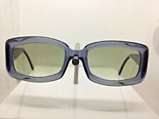 Vintage Givenchy Sunglasses Frame, SGV 501 Col 4AG, Prescription Lenses, Blue