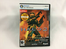 PC DVD - Halo 2 Games for Windows in Case w/ Manual - USED, Free Shipping -