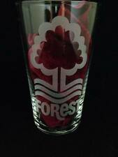 Nottingham Forest F.C. Pint Glass - New - Personalised