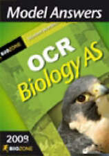 Model Answers OCR Biology AS 2009: Student Workbook