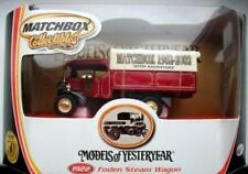 Matchbox Foden Vintage Manufacture Diecast Cars, Trucks & Vans