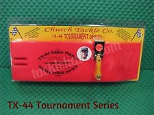 Church Tackle Tx-44 Tournament Series Planer Board with Lock Jaw Clip #30630 New