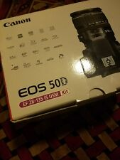 Canon Eos 50D USED With Two Lenses IOB