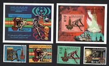 1979- Libya- Olympic Games- Moscow 1980, USSR- 2 MS+ Complete issue 4 v.MNH**