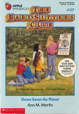 The Baby-Sitters Club #57: Dawn Saves the Planet by Ann M. Martin (1992, pback)