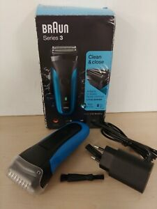 Braun Series 3 Wet and Dry Electric Shaver  B3