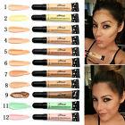 12 Farbe Sexy Lady Make-up Hohe  Auflösung HD Flüssig Fotogen Concealer-Palette