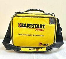 PHILIPS LAERDAL FR2+ DEFIB AED HEARTSTART + NEW SEALED 2020 BATTERY 12/2021 PADS