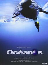 PELICULA DVD DOCUMENTAL OCEANOS EDICION 2 DISCOS PRECINTADA