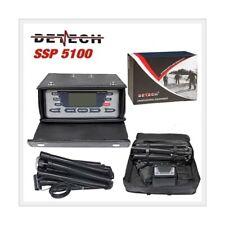 Detech ssp 5100 deephunter detektor kovov WORLDWIDE .