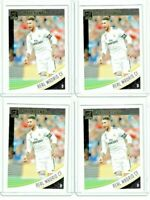 2018-19 Panini Donruss Soccer Sergio Ramos (Real Madrid) Base Card Lot of 4 #31
