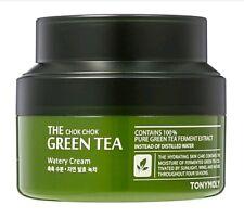 [Tonymoly] The Chok Chok Green Tea Watery Cream 60ml / Made in Korea