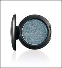 MAC Pressed Pigment Eye Shadow Eyeshadow SMOKY Blue Silver Long Wearing NEW