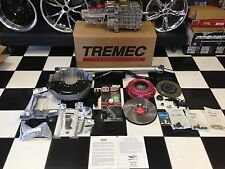 1967-1969, 1970-74, 1975-81 Camaro Tremec TKO 500/600 5 speed Auto - Manual Swap