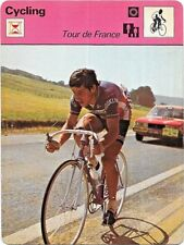 1977 Sportscaster Card Tour de France # 11-10 NRMINT/MINT