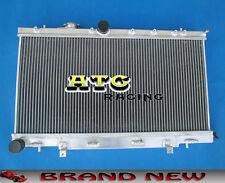 42mm Aluminum Radiator for SUBARU IMPREZA 2.0 TURBO WRX/STI 2000-2007 GDB Manual