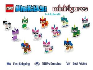 *IN HAND* Lego Unikitty Series 1 Collectible Minifigures 41775