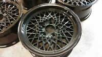 OZ MSW 7x15 5x112wheels classic MB mesh mercedes not bbs mahle rs amg penta