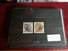 timbre suisse europa ** neuf n 1244/5  1986