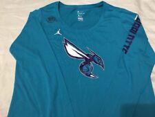 Women's Charlotte Hornets Dri-fit Cotton Tee T-shirt - XL, New