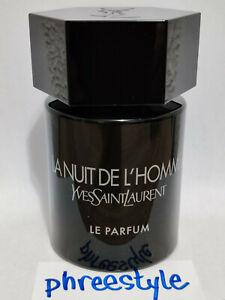 Yves Saint Laurent La Nuit de L'Homme Le Parfum 3.3 oz Eau de Parfum - 95% Full